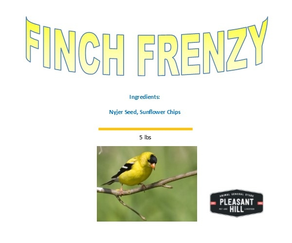 Finch Frenzy