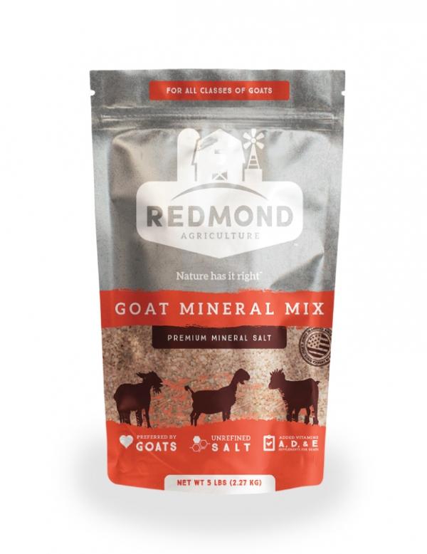Redmond Goat Mineral Mix