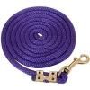 Mini Lead Rope Purple