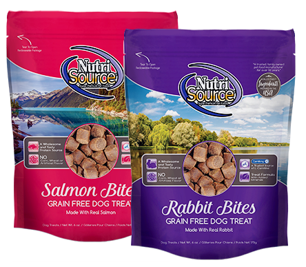NutriSource Grain-Free Dog Treats