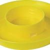 chick waterer yellow