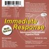 immediate response label