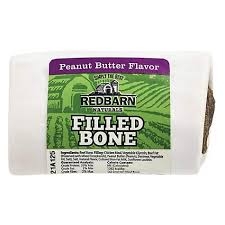 Peanut Butter Filled Bones 5-Pack