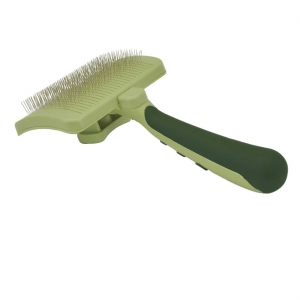 Safari Self-Cleaning Slicker Brush