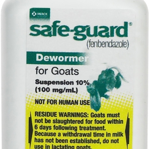 Safe-Guard Goat Dewormer