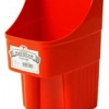 3-Quart Feed Scoop, Red