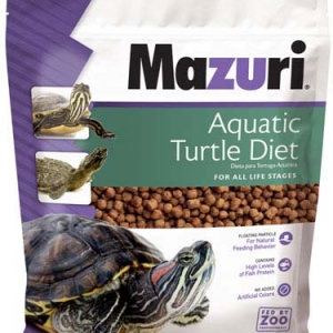 Mazuri Aquatic Turtle Diet 12 oz