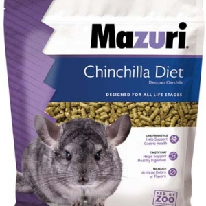 Mazuri Chinchilla Diet 2.5 lb