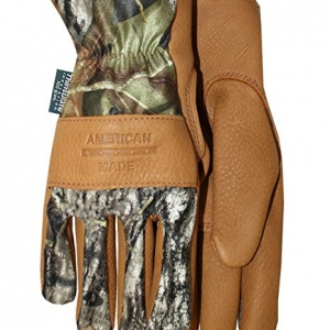 Premium Grade Buckskin Insulated Gloves