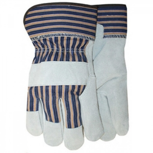 Heavyweight Leather Palm Gloves