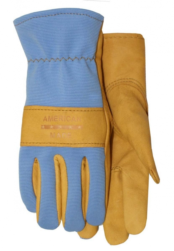 Ladies Premium Goatskin Leather Gloves