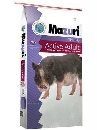 Mazuri Mini Pig Active Adult