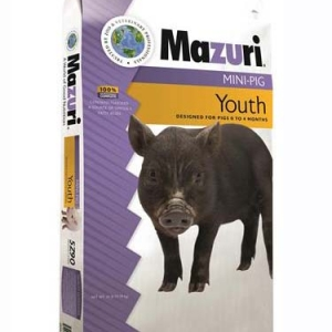 Mazuri Mini Pig Youth