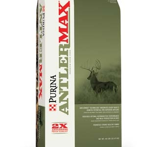 Purina AntlerMax Deer 20 with Climate Guard 50 lb