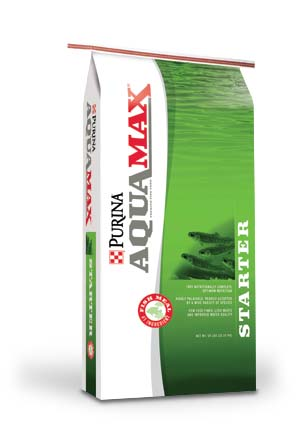 Purina AquaMax 400 Grower 50 lb