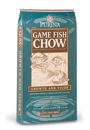 Purina Game Fish Chow 50 lb