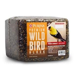 Purina Premium Wild Bird Block 20 lb