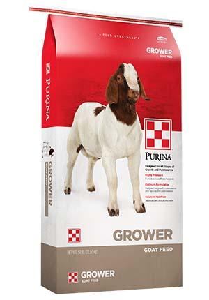 Purina Goat Grower 50 lb