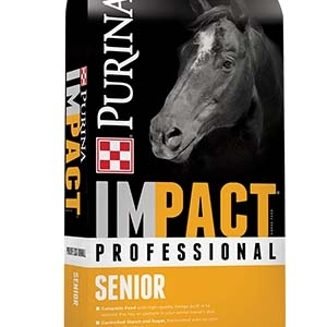 Purina Impact Professional Senior Horse Feed 50 lb