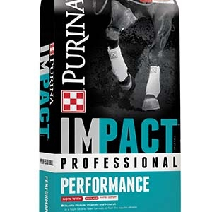 Purina Impact Professional Performance Horse Feed 50 lb