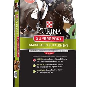 Purina SuperSport Amino Acid Supplement 25 lb
