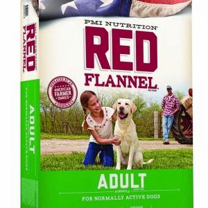 Red Flannel Adult Dog Food 40 lb