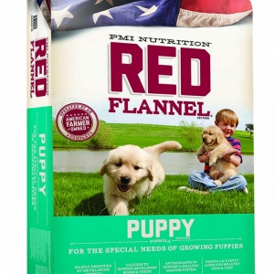 Red Flannel Puppy Food 40 lb