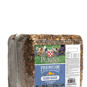 Purina Flock Block 25 lb