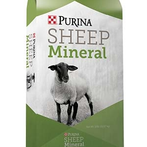 Purina Wind and Rain Sheep Mineral 50 lb