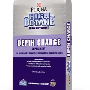 Purina High Octane Depth Charge Supplement 25 lb