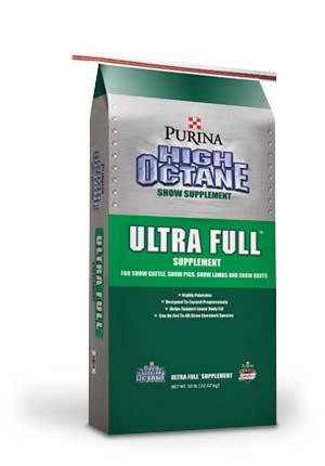 Purina High Octane Ultra Full Supplement 50 lb