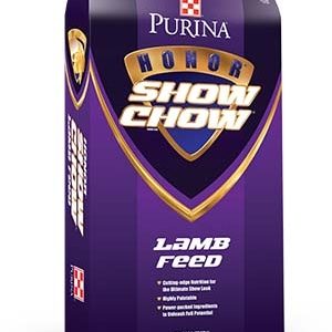 Purina Honor Show Chow Flex Lamb DX30 TXT 50 lb