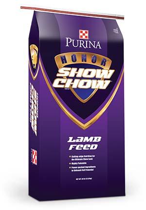 Purina Honor Show Chow Flex Lamb DX30 TXT 50 lb