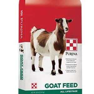 Purina Goat Feed 50 lb