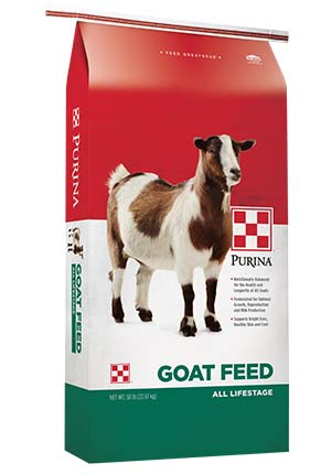 Purina Goat Feed 50 lb