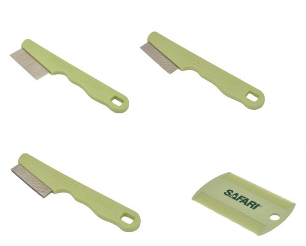 Safari Flea Combs
