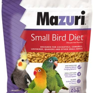 Mazuri Small Bird Maintenance 2.5 lb