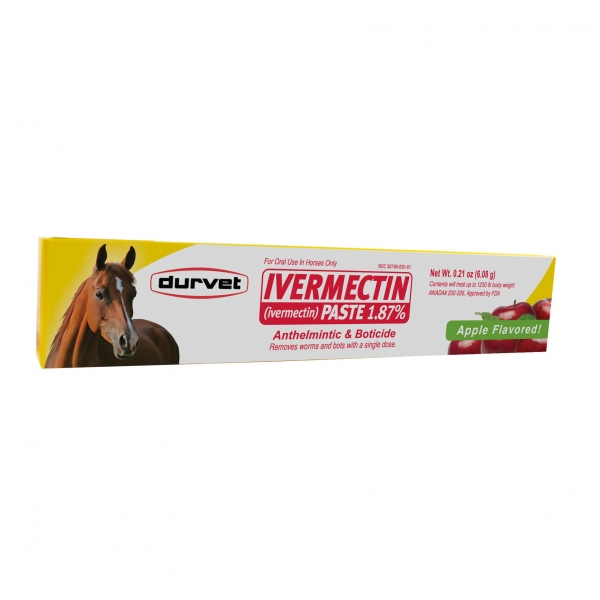 Ivermectin Horse Wormer Paste