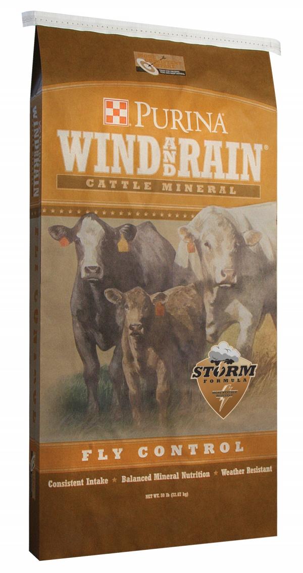 Purina Wind and Rain Storm All Season 7.5 Complete with Altosid 50 lb