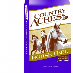Country Acres Horse Pellet 14 50 lb