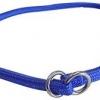 Hamilton Choke Collar, Blue