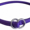 Hamilton Choke Collar, Purple
