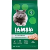 Iams Healthy Senior Cat label