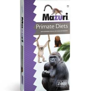 Mazuri Primate L/S Biscuit Banana 25 lb