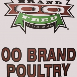OO Brand Poultry Feed 50 lbs