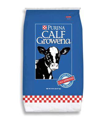 Purina Calf Growena 50 lb