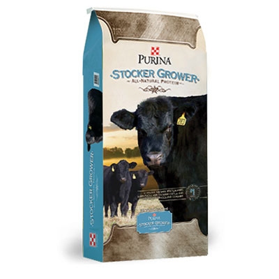 Purina 4-Square Stocker Grower 14