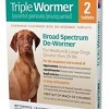 Triple Wormer Large Dogs