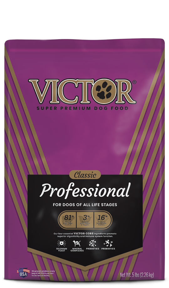 Victor professional-dog-food