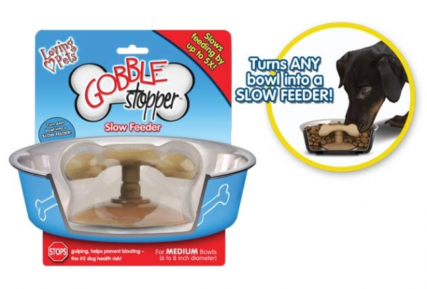 Gobble Stopper Slow Feeder